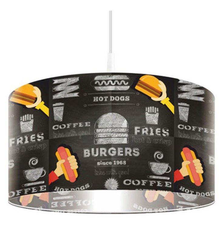 Kuchenna lampa wisząca Gorący Hot Dog