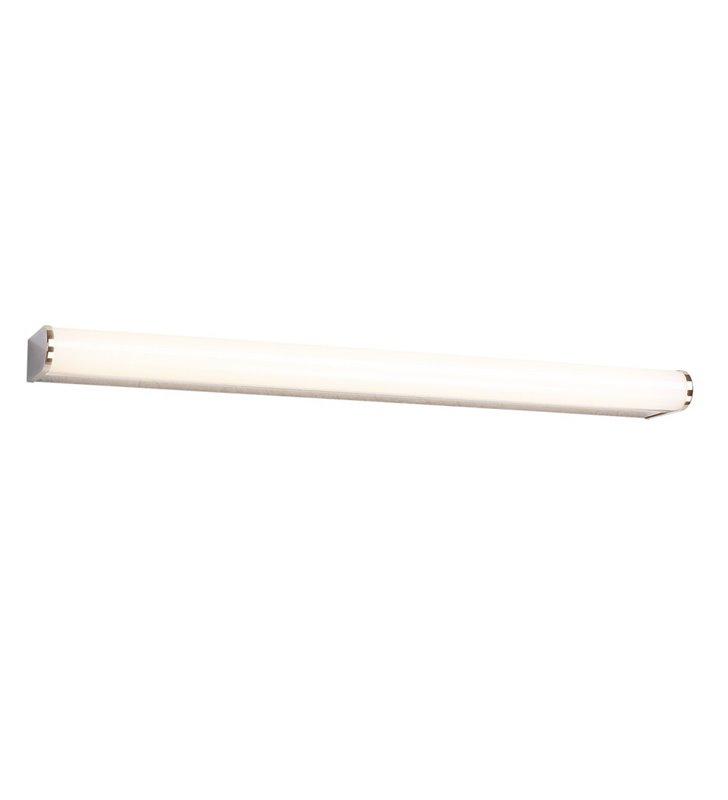 Kinkiet do łazienki Martha 120 LED ponad metrowy długi nowoczesny z zaokrąglonymi bokami - DOSTĘPNY OD RĘKI