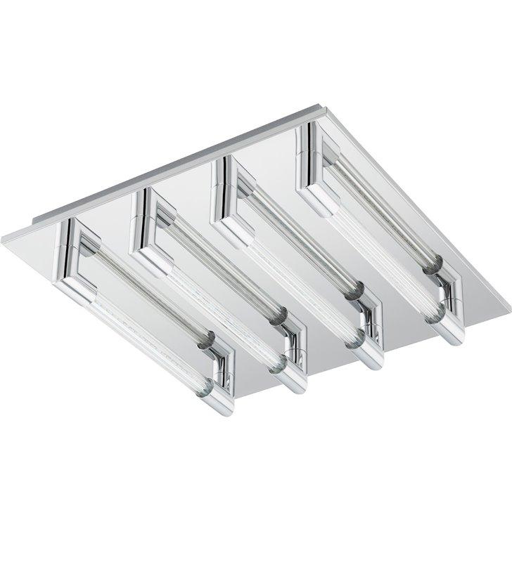 Nowoczesna lampa sufitowa plafon kwadratowy Velarde 320 - DOSTĘPNY OD RĘKI