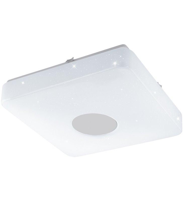Voltago2 280 LED plafon biały z efektem blasku w komplecie pilot regulacja barwy światła od zimnej do ciepłej ściemniacz