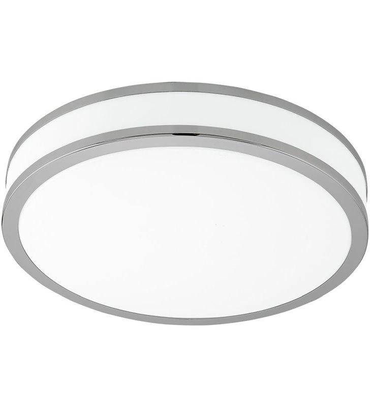 Plafon Palermo2 280 LED biały wykończony chromem