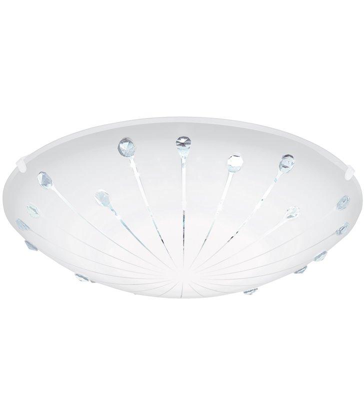 Dekoracyjny okrągły plafon Margitta1 315 ozdobiony kryształkami