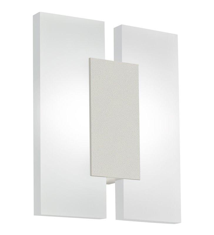 Kinkiet Metrass2 LED nowoczesny geometryczny