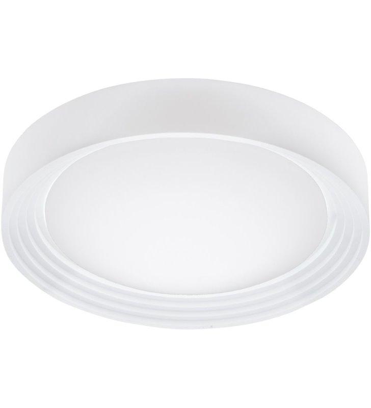 Biały plafon łazienkowy LED Ontaneda1 325 IP44