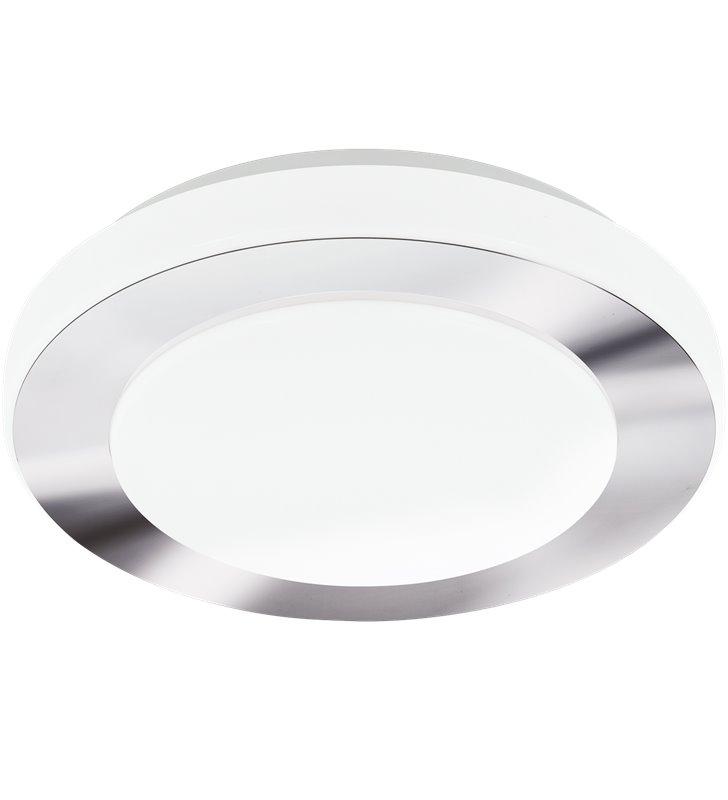 Plafon łazienkowy Carpi LED 300 IP44 okrągły kolor chrom