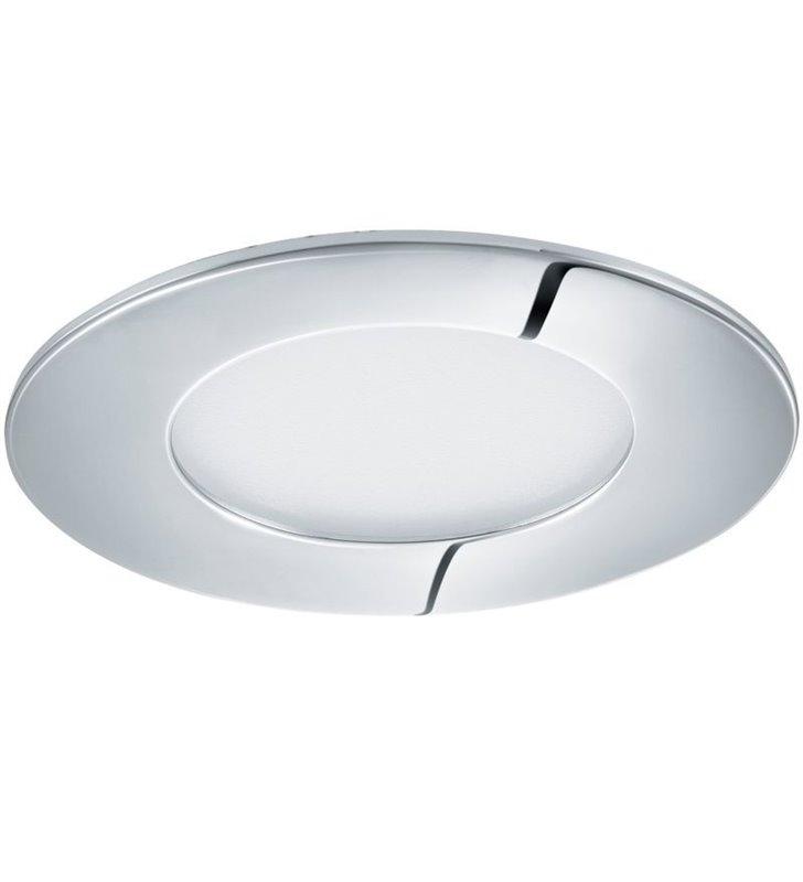 Oprawa łazienkowa w kolorze chromu Fueva1 LED 3000K - DOSTĘPNA OD RĘKI