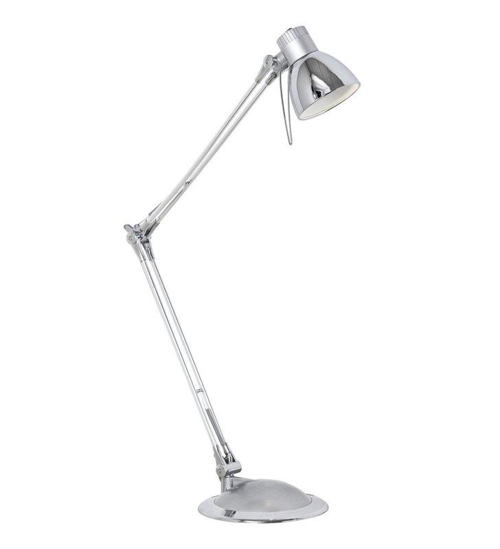 Lampa biurkowa Plano LED wysoka łamana