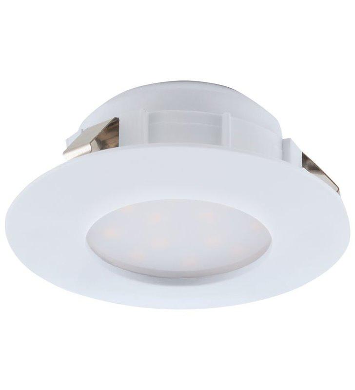 Oprawa punktowa Pineda LED biała z możliwością ściemniania