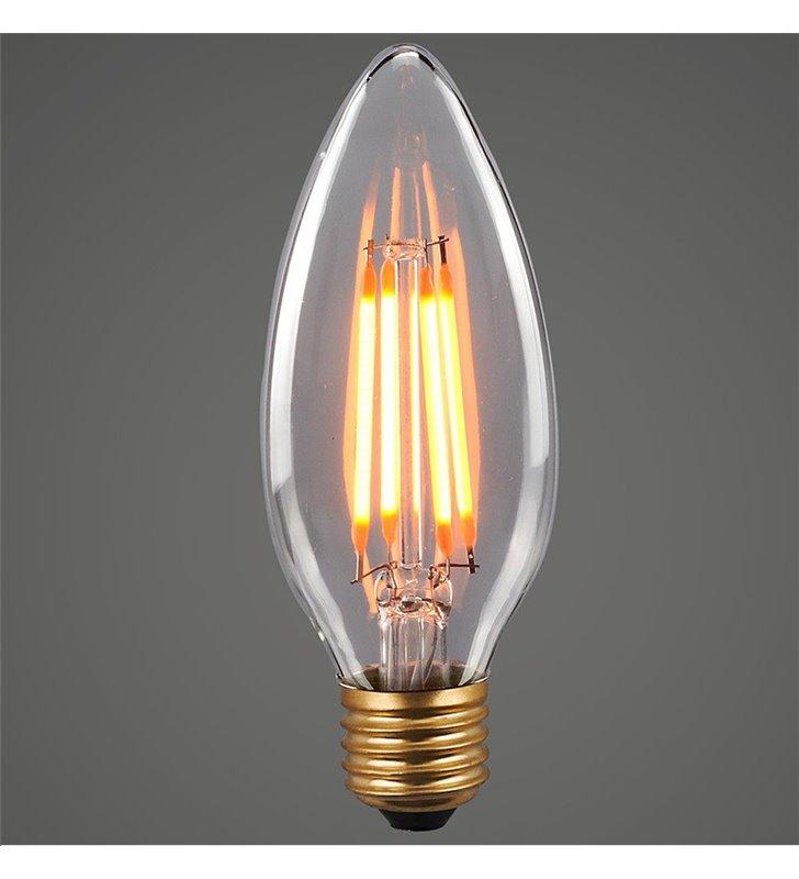 Żarówka Retro LED E27 6W