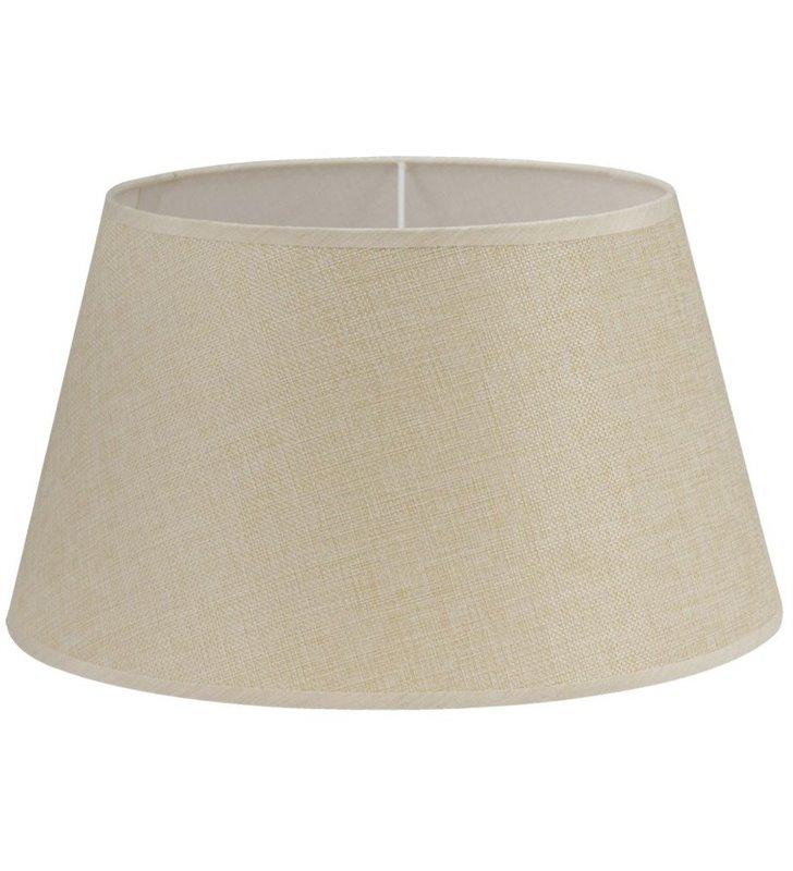 Lampa Vintage (2) - duży beżowy średnica 35cm