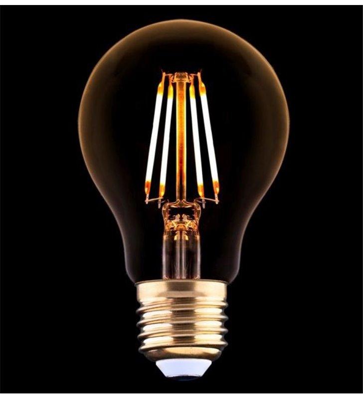 Żarówka dekoracyjna Vintage LED E27 4W bańka