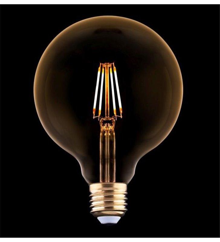 Żarówka dekoracyjna Vintage LED E27 4W duża bańka