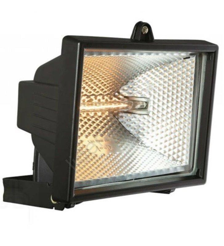 Lampa halogenowa Faro naświetlacz kolor czarny R7s 300W - DOSTĘPNA OD RĘKI