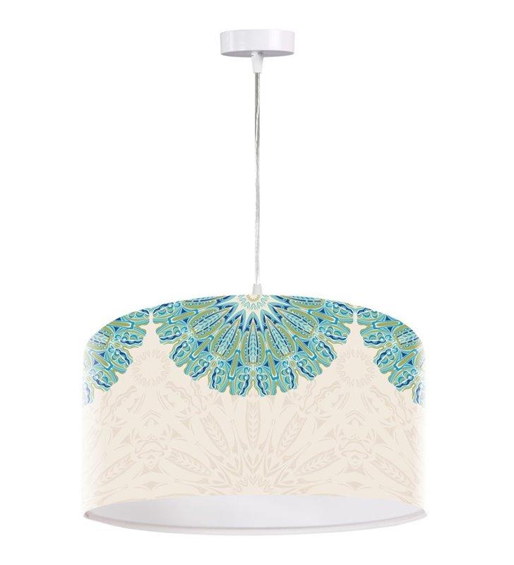 Mandala Obfitości Wszelkiej lampa wisząca 50cm