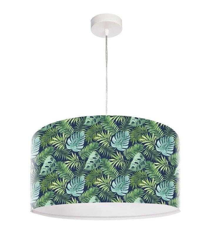 Lampa wisząca Zielony Gaj z kolekcji Jungle Macodesign