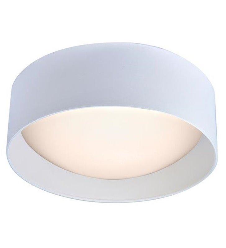 Plafon Jupiter 400 biały okrągły nowoczesny LED