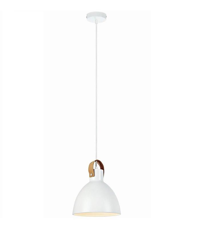 Eagle biała lampa wisząca wykonana z metalu do kuchni jadalni salonu sypialni