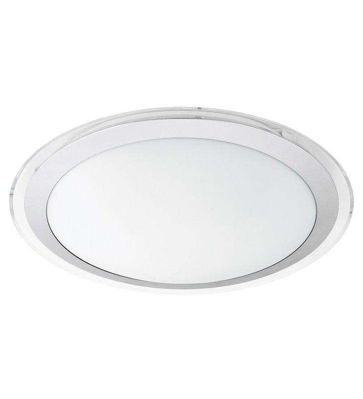 COMPETA-C 430 Lampa ścienna, okrągły plafon LED w kolorze białym z możliwością ściemniania