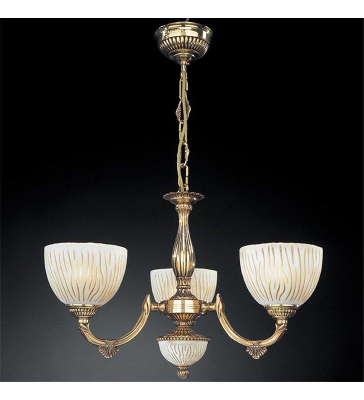 Żyrandol lampa Lecce1 lampa wisząca