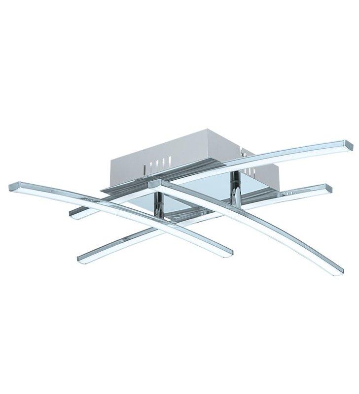 Lampa sufitowa Nevado LED chrom styl nowoczesny