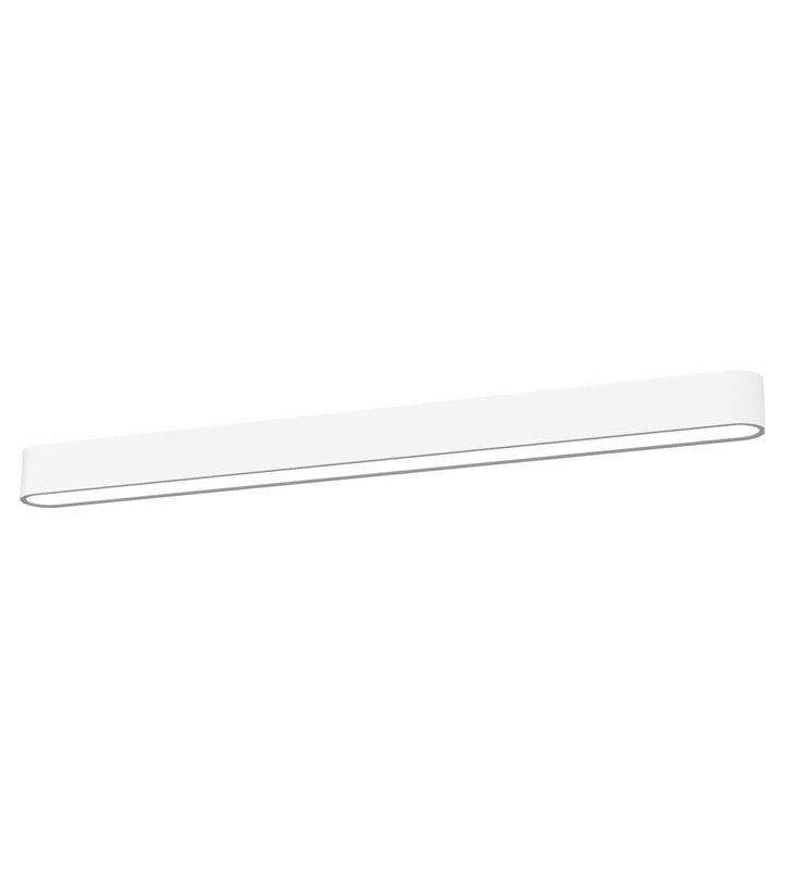 Plafon Soft White LED 120 biały wąski podłużny