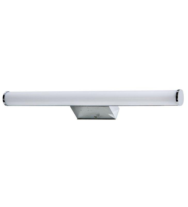 Jaro chrom 60 cm kinkiet łazienkowy podłużny LEDowy naturalna barwa światła 4000K