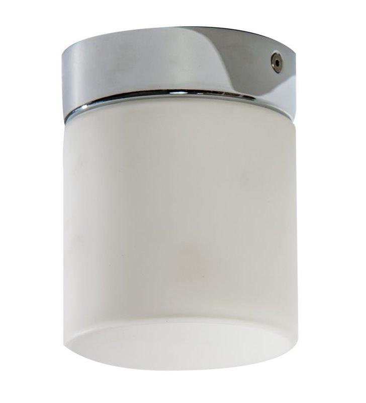 Mała lampa ścienno sufitowa do łazienki Lir 10cm IP44