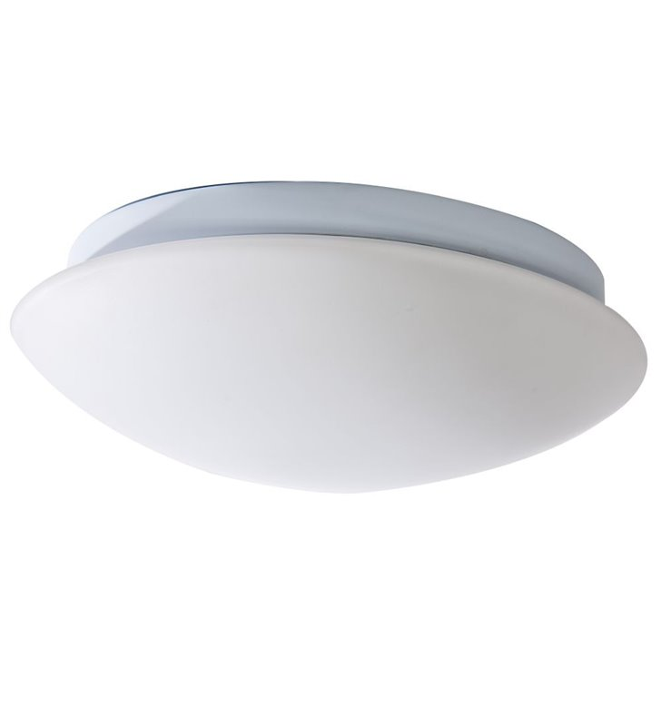 Plafon Eos 305 LED do łazienki klosz szklany