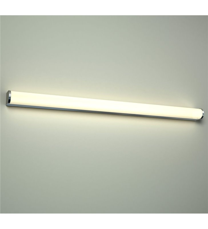 Lampa łazienkowa Petra 90cm 4000K podłużna zaoblona