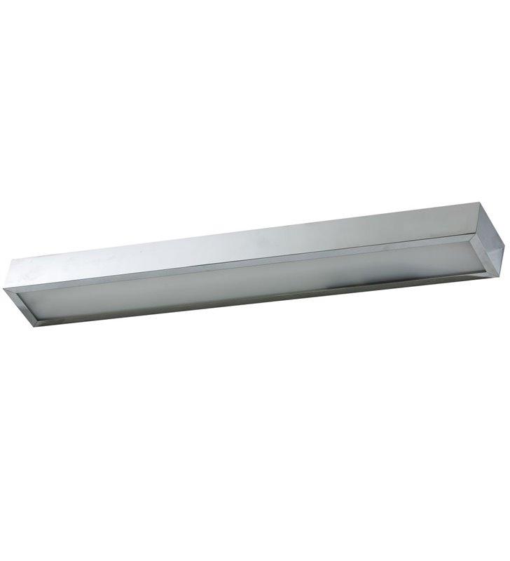 Długi kinkiet nad lustro Rado 90cm IP44 chrom LED naturalna barwa światła - DOSTĘPNA OD RĘKI