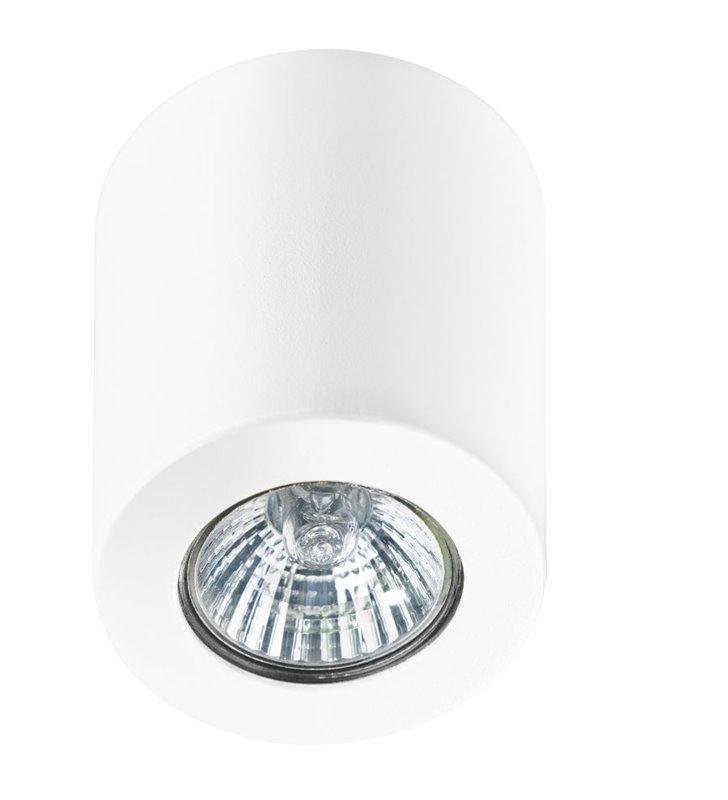 Lampa downlight biała nieruchoma Boris - DOSTĘPNA OD RĘKI