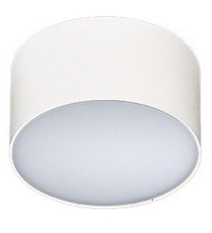 Okrągły mały plafon Monza 115 biały LED 4000K 1020lm