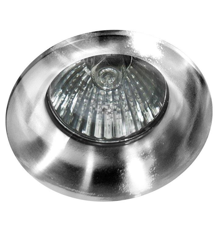 Lampa punktowa do łazienki Ivo IP54 chrom okrągła