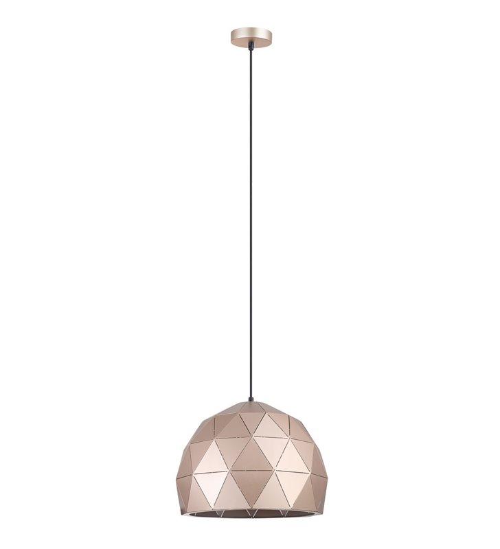 Oryginalna lampa wisząca Harley geometryczny klosz