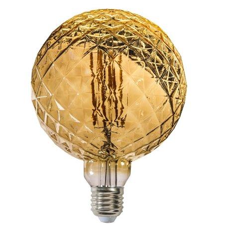 Żarówka dekoracyjna Decorative LED E27 6W 2200K ciepła barwa światła