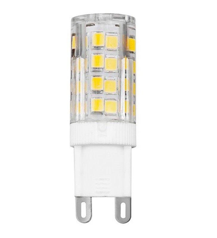 Żarówka LED G9 4W 3000K 390lm