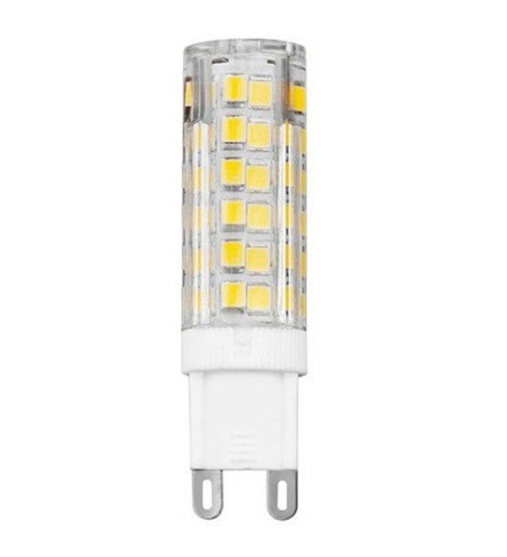 Żarówka LED G9 6W 3000K 550lm