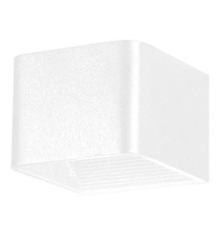 Kinkiet Felix LED mały nowoczesny biały