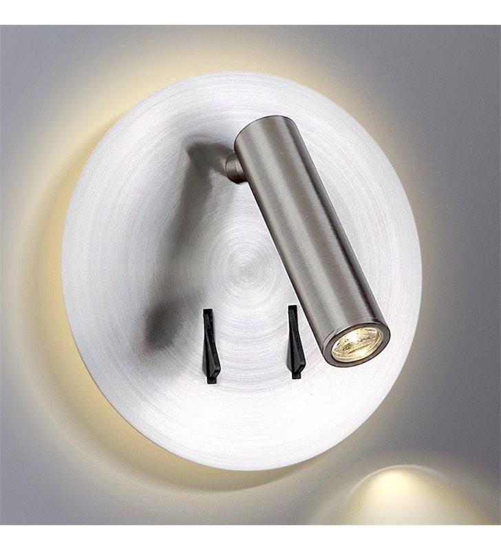 Kinkiet Faro z 2 niezależnymi źródłam światła LED 2 włączniki