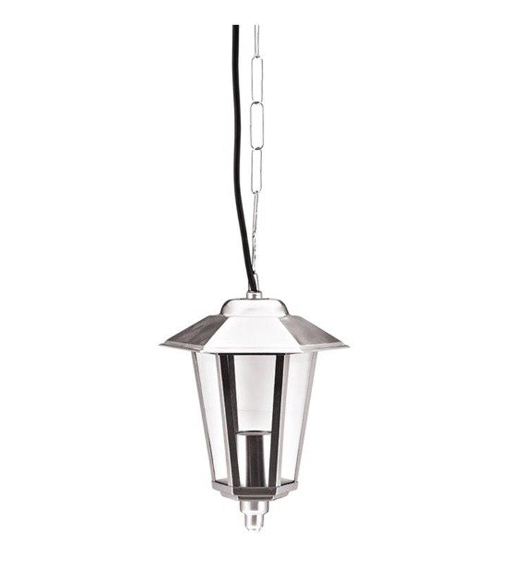 Lampa ogrodowa wisząca Alaska klasyczna latarenka