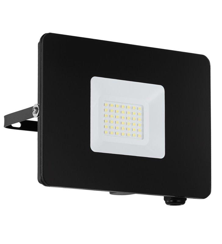 Naświetlacz ścienny Faedo3 LED 30W 5000K 2750lm IP65 kolor czarny