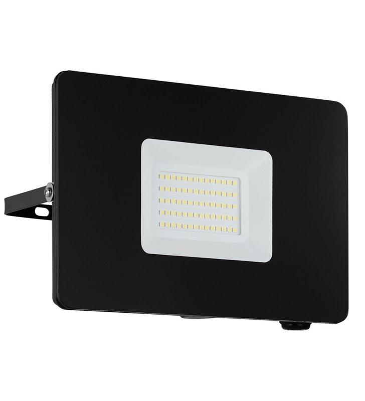 Naświetlacz ścienny Faedo3 LED czarny 50W 5000K 4800lm IP65