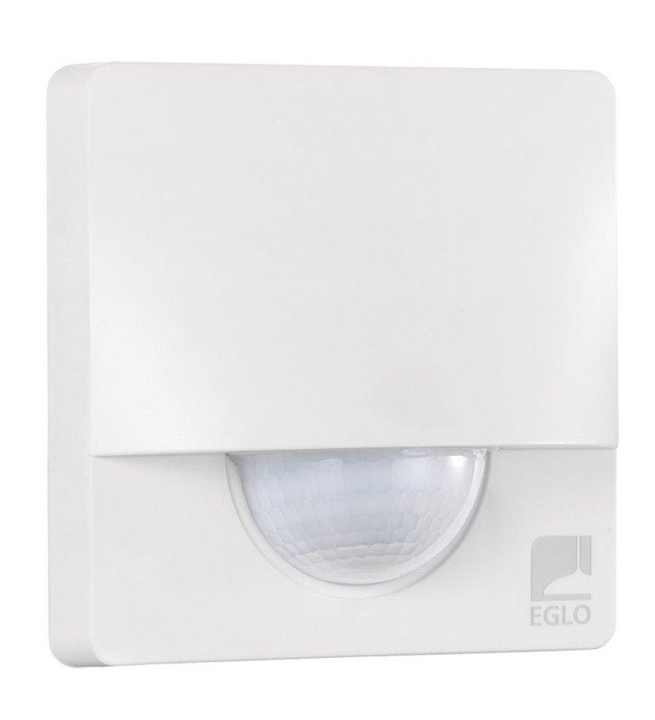Czujnik ruchu Detect Me3 biały kwadratowy 180 stopni montaż na ścianie