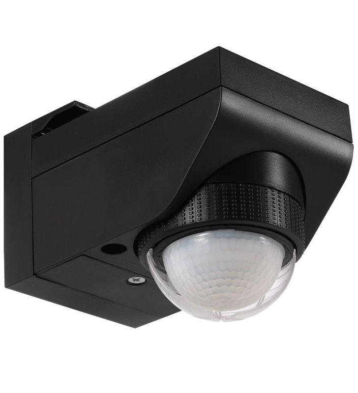 Czujnik ruchu Detect Me4 czarny 360 stopni montaż na ścianie lub suficie