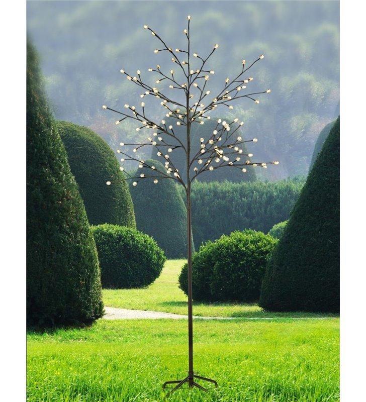 Zewnętrzne drzewko podświetlane Viridis II IP44 - DOSTĘPNE OD RĘKI