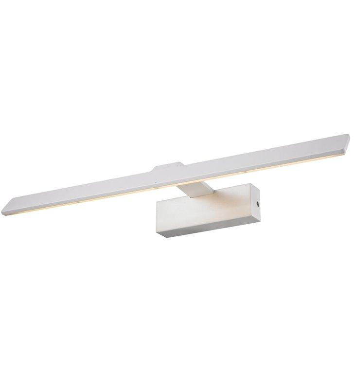 Oprawa do obrazu lub lustra w kolorze białym Corto LED 53cm