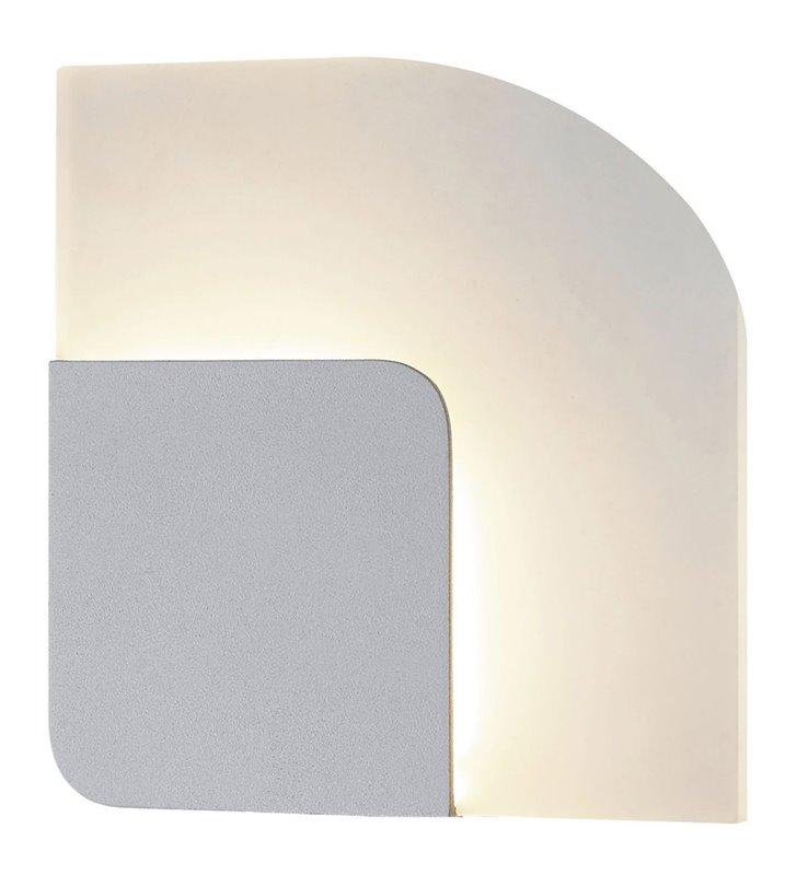 Kinkiet Lorelei LED biały nowoczesny mały