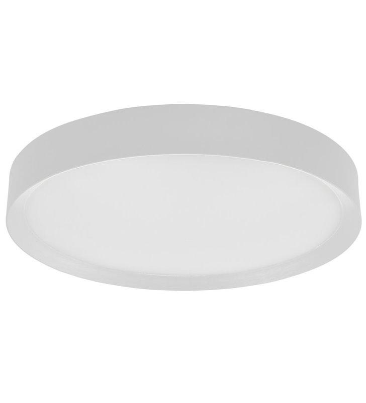 Plafon Marcela biały okrągły 44cm LED nowoczesny