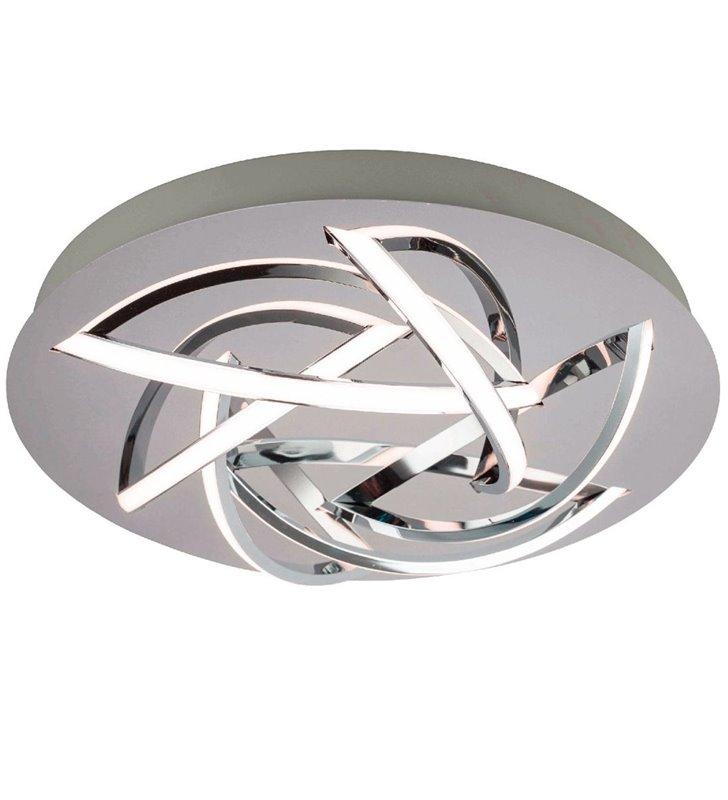 Plafon sufitowy Agaton 400 LED okrągły w nowoczesnym stylu