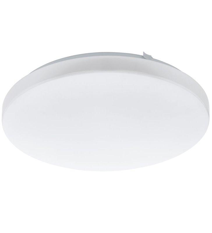 Plafon Frania 330 biały gładki z tworzywa okrągły LED 3000K
